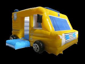 springkussen op maat ambulance